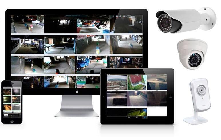 Empresa de instalação de câmeras de segurança