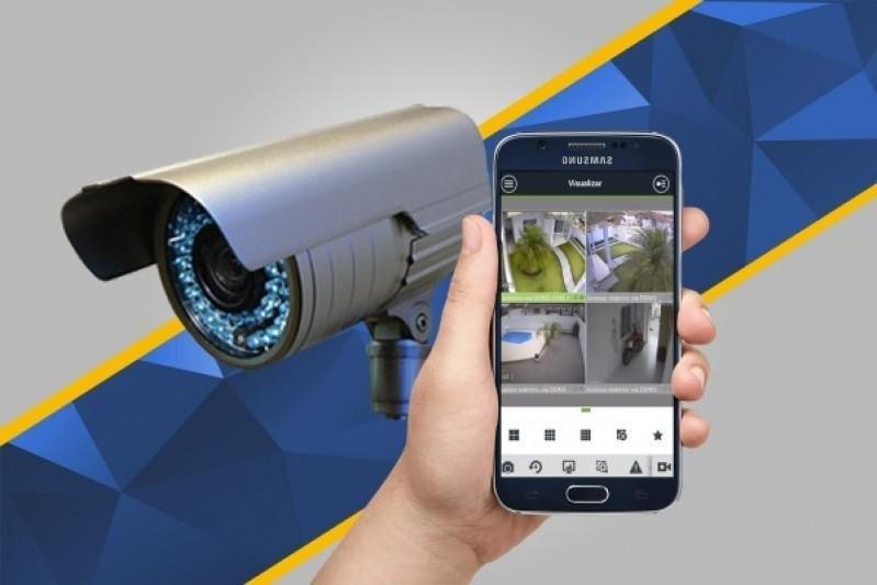 Instalação de câmeras preço
