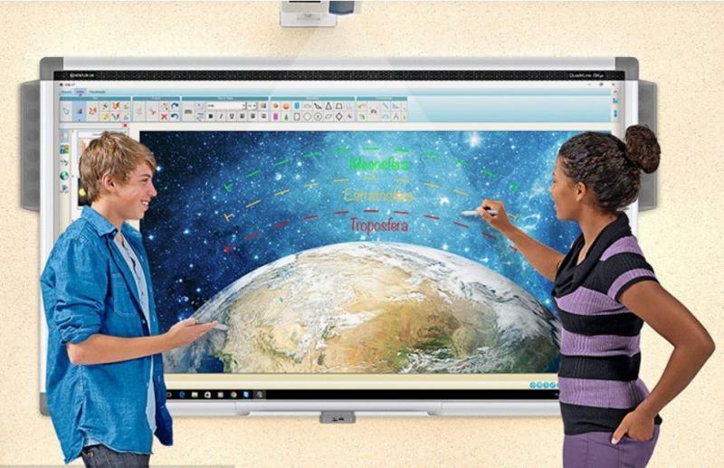 Lousa digital interativa